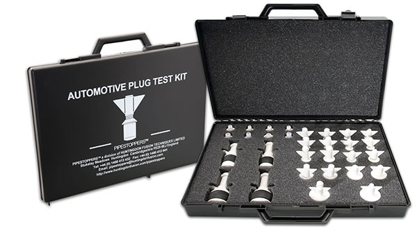 Pipestoppers™ Nylon Plugs as a Kit for Automotive Car Radiators